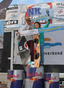 winnaars nk kite freestyle 2013